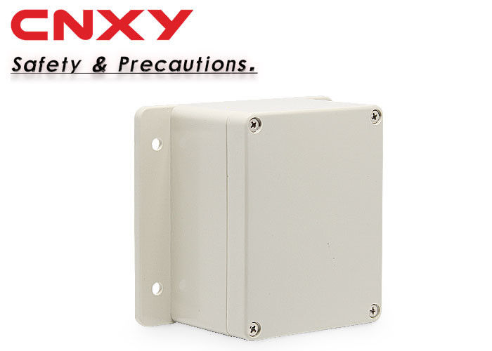 Durable Outdoor Electrical Junction Box Impact Resistance Easy Processing